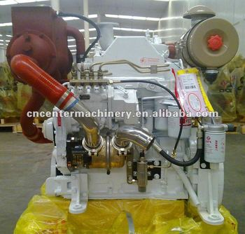 Cummins Diesel Marine Engine 4BTA3.9-GM47 for Generating