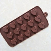 Where can i buy cheap silicone chocolate molds 15 heart shape making silicone chocolate molds hear shaped chocolate molds