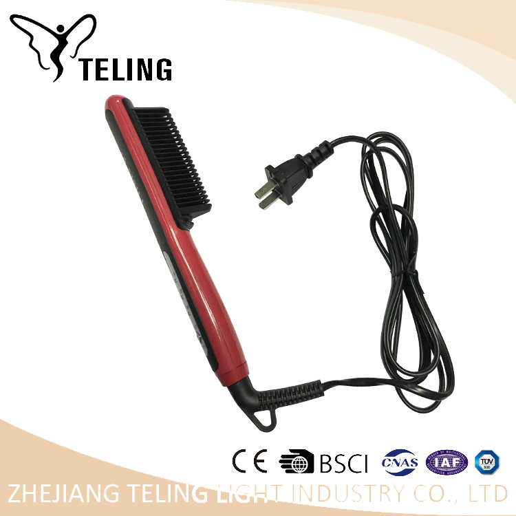 Professional electronic style elements hair straightener suitable to 110-220V