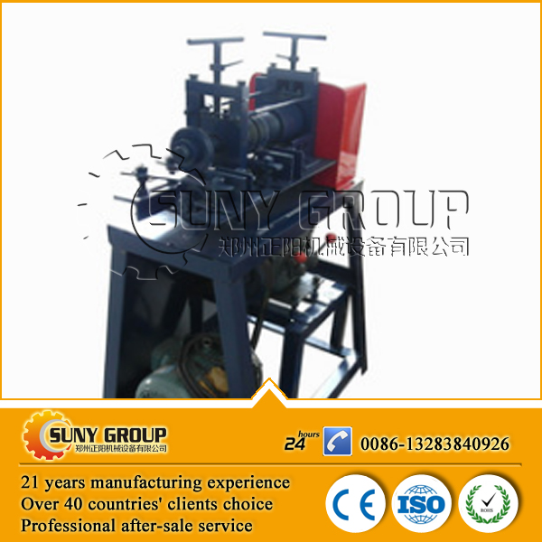 Heavy industryscrap copper cable and wire stripping machine to get inner copper