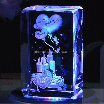 2014 Unique Best Friend Birthday Gifts With 3d Laser Buy