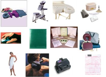 Sample Massage Supplies