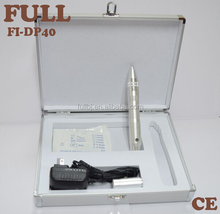 Rechargeable high quality portable derma pen/dermapen for anti-wrinkle and acne/pores removal