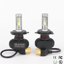 High Power 12v 24v 33W 3000lm H4 9004 9007 High Low Car LED Headlight 6000K