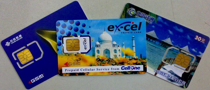 contact IC Card SLE4442 &5542 chip