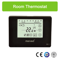 menred touch screen temperature controller