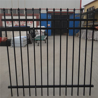 High Quality Palisade Palisade Fence Galvanised