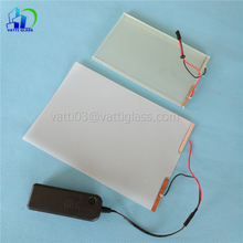 Electric switchable transparent PDLC film,Smart film