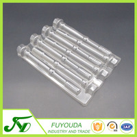 Cheap luxury clear plastic tool packaging container