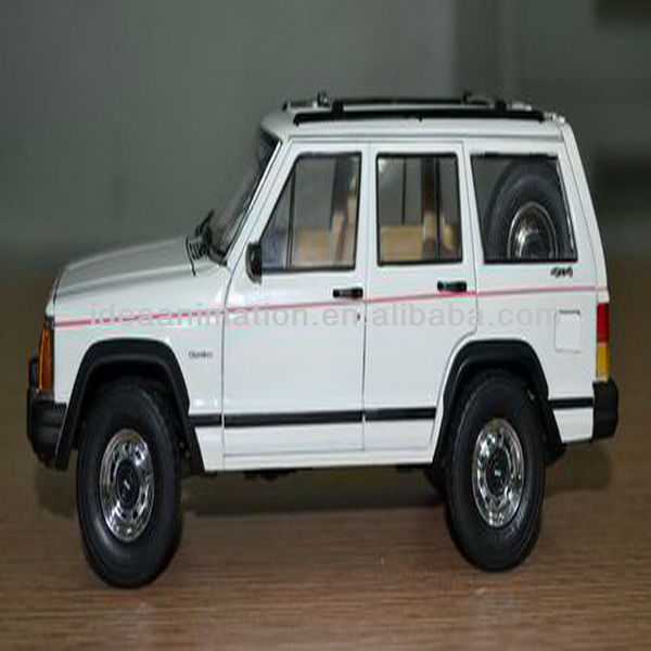 OEM 1 18 die cast Jeep model