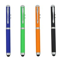 Best -Selling 4 In 1 Laser Pointer Pen Flashlight