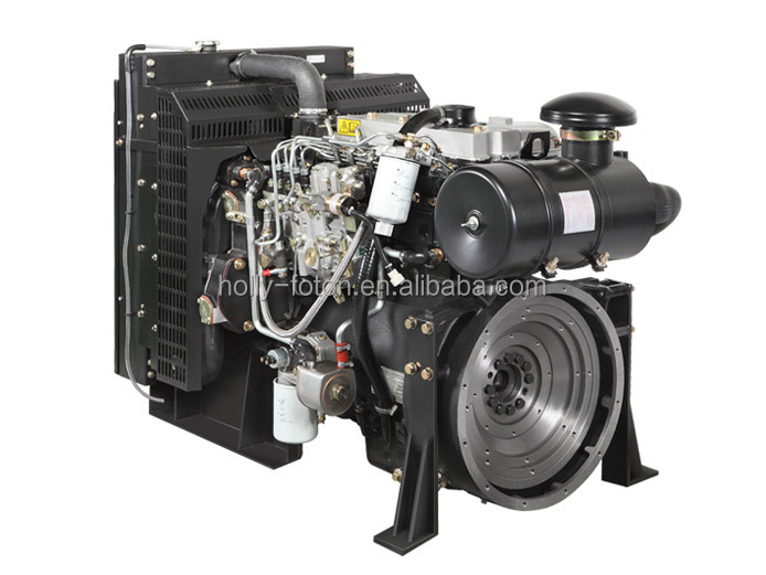 LOVOL Diesel Engine with in-line pump for Gensets-1100SERIES