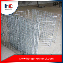 Galvanized Hesco Barrier Blast Wall For Sale