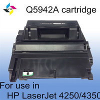 Remanufactured compatible Toner Cartridge Q5942X 5942X Q5942 5942 42X 42 for use in HP color LaserJet 4250/4350