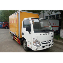 Yuejin 4x2 Dangerous Goods Transport Truck For Sale
