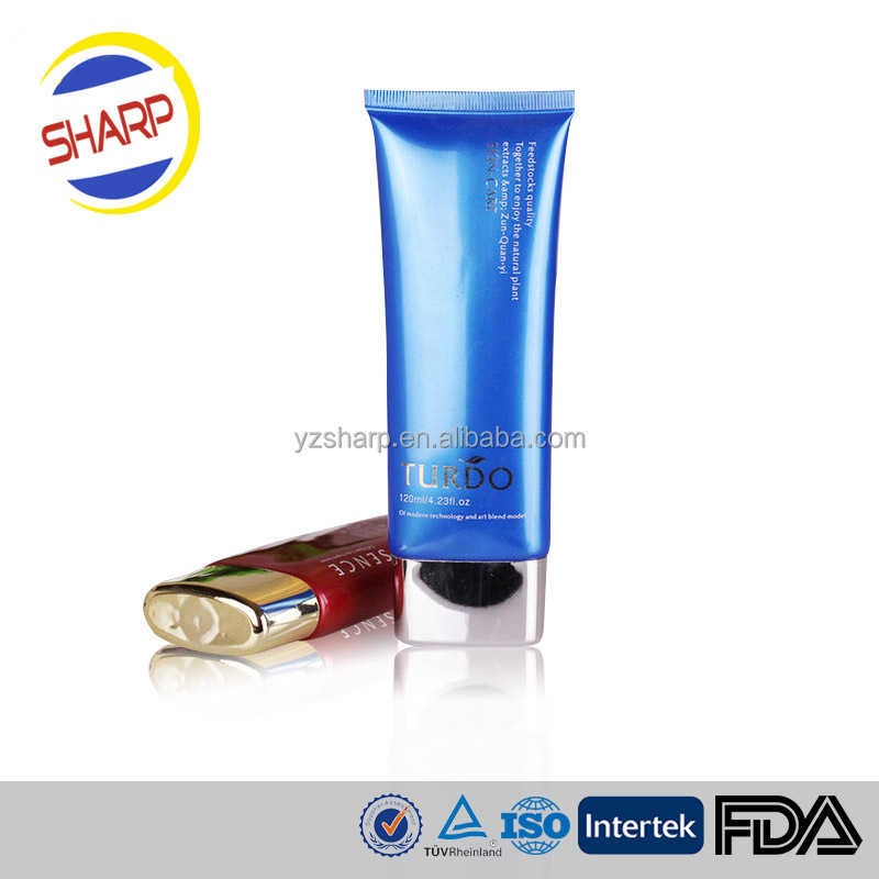Aluminum-plastic Laminated Massage Soft Tube for Toothpaste