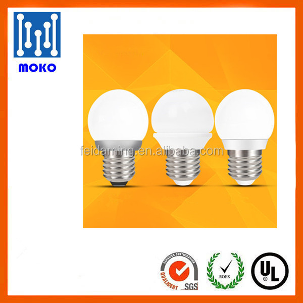 China Supplier led lighting lamp 9W 12 volt led lights for home with E27 base
