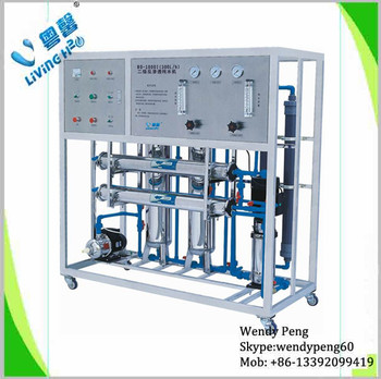 Mineral water production plant machinery cost