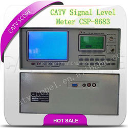 Catv QAM Spectrum analyzer/Signal Level Meter