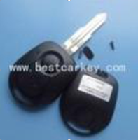 High quality 3 Button Remote key blanks wholesale for key ssangyong car key for ssangyong kyron