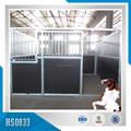 ISO9001 Approved 3m Indoor Galvanized Horse Yards, Horse Fencing Horse Stable
