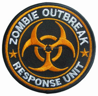 ZOMBIE HUNTER OUTBREAK RESPONSE TEAM BIOHAZARD TACTICAL MULTICAM PATCH