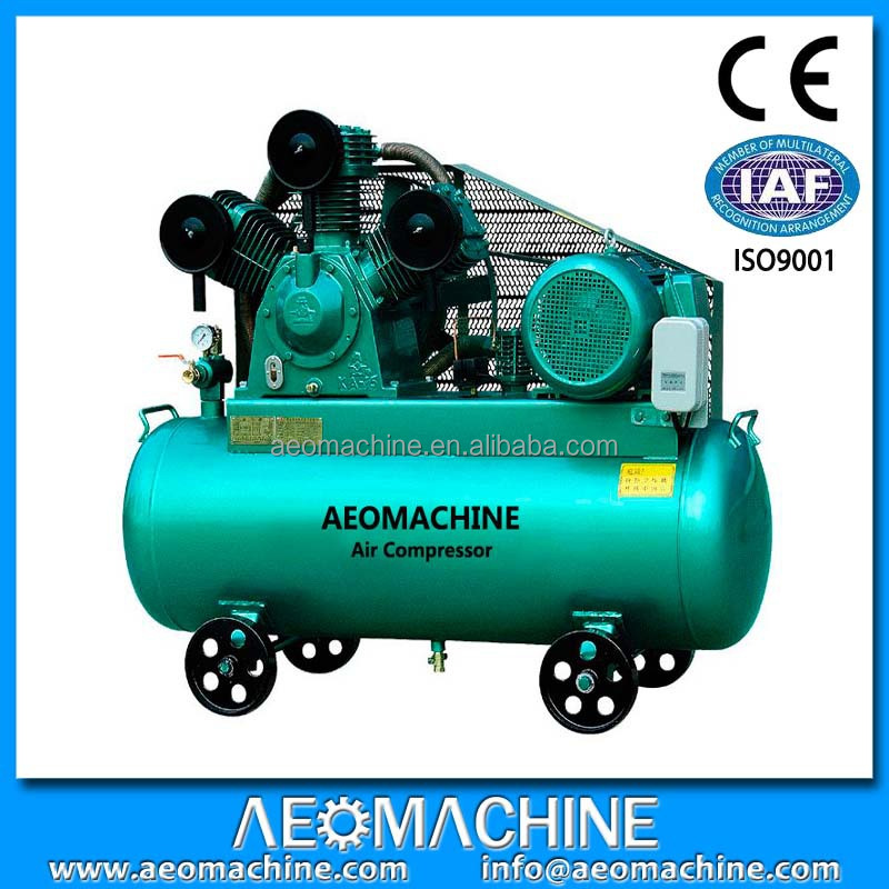 7.5HP 10Bar Portable Piston Air Compressor