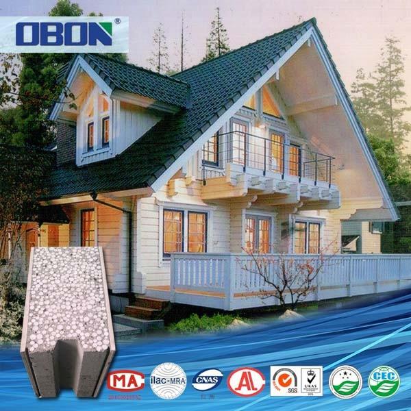 Obon china supplier modern casas prefabricadas baratas - Viviendas prefabricadas baratas ...