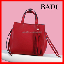 customized lady handbag PU leather classical handbag for women hot selling designer bags