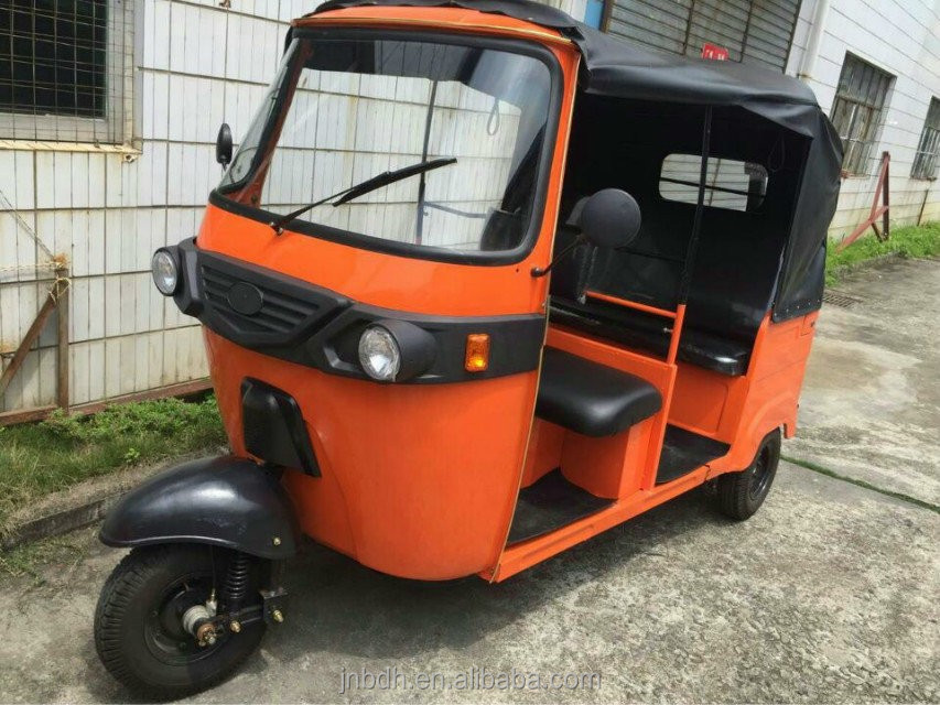 Popular Nigeria Bajaj Auto Three Wheeler Motorcycle