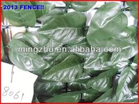 2013 Garden Supplies PVC fence New building material interior tv background decorative wall panel