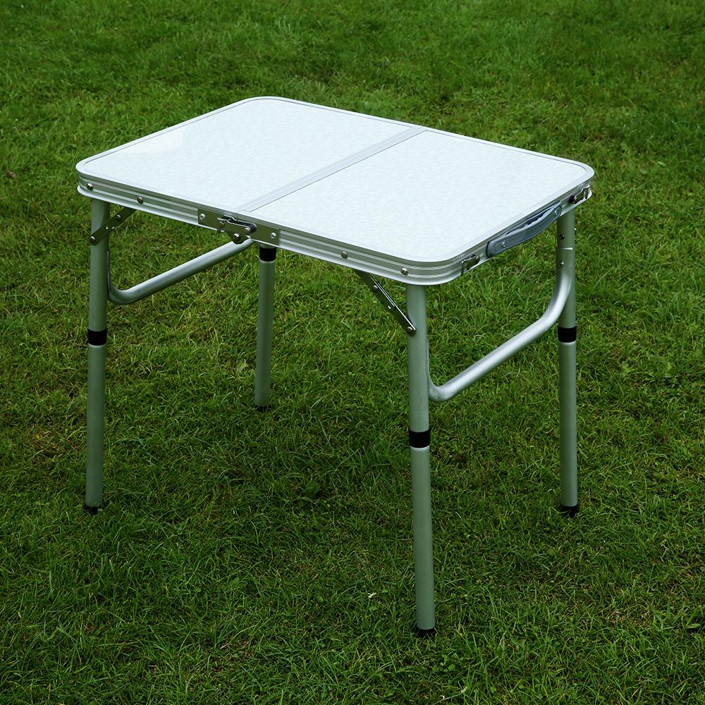 Aluminum Folding Picnic Tablemetal Camping Table