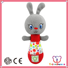 GSV SEDEX Factory wholesale cute baby plush toys gifts for 1 year old