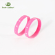 Good souvenirs gifts silicone bracelet/diy band rubber wristbands