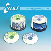 NON-PRINTED/PRINTED DVD+/-RW IN CAKE BOX PACK(YD-016)..YDD