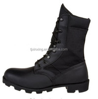 army genuine leather winter tactical ankle boots