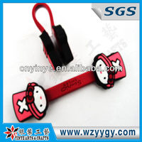 2013 Cheap Promotional Rubber Multifunction cord manager