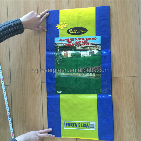 Laminated Material Material and Accept Custom Order paper and pp woven bag