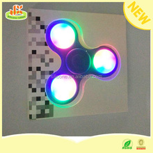 led gyro spin Light Spinner toy