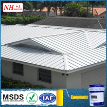 Solar-Reflective Anti Suns Infra-Red Ray paint for tin roof