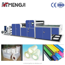 2017 promotion wholesale high quality cheap cutting and rewinding machinery for film rolls