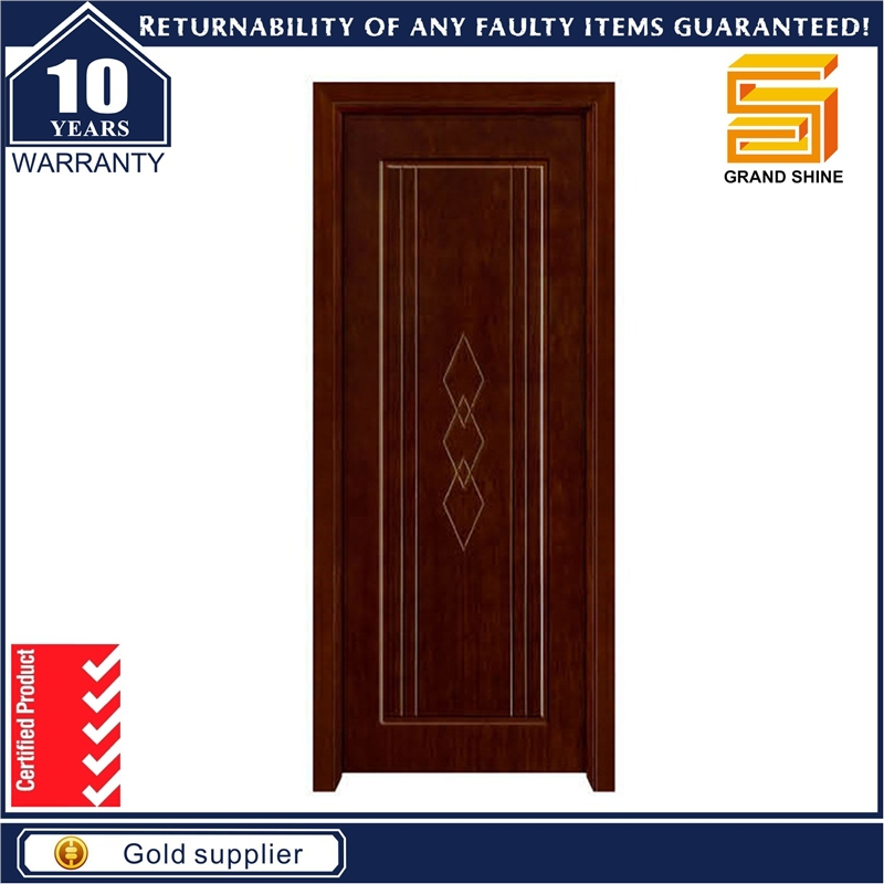 interior doors with glass inserts high quality acacia wood door
