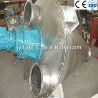 auger shaped mixer