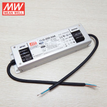 MEANWELL led driver 75W to 240W ELG series 5 years UL CE TUV PSE to replace jinbo led power supply 240w version ELG-240-24A