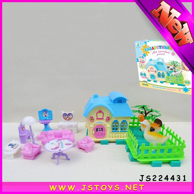 wholesale my happy family house toy