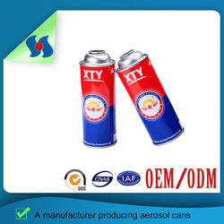2016 Hot Sale Diam 65 empty round aerosol tin can