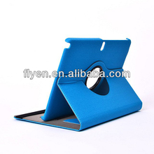 Hot Cadpase 360 Rotating Stand Leather Case for Samsung Galaxy Note 10.1 P600 P601 2014