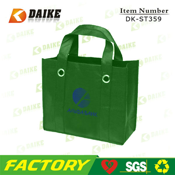 Factory Supply pp Shoulder Photo Nonwoven Bags