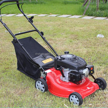 "cheap hand push gasoline 18inch lawn mower/21"" Aluminum Self-Propelled Lawn mower"