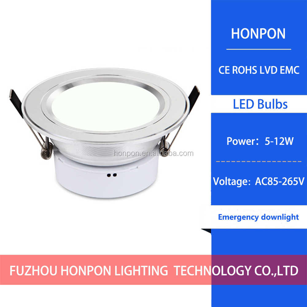 Foreign trade sales 5-12W LED emergency canister light